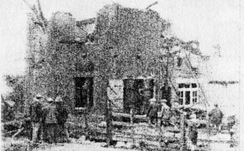 The Day the Mill Burned Down
