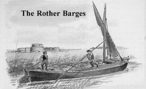 Rother Barge