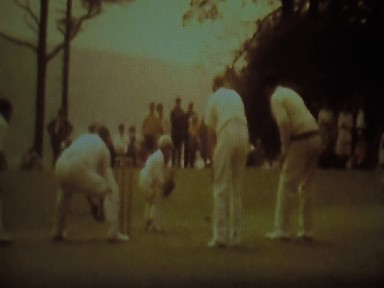 Celebrity Cricket Match at Winchelsea 1963