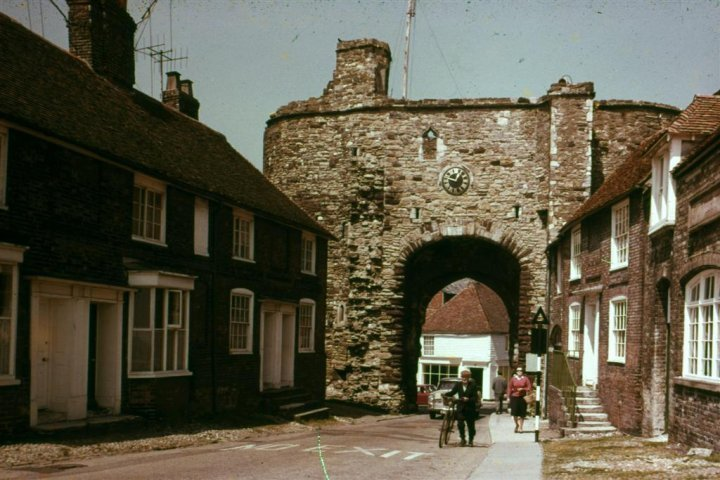 Rye in Top Five Towns in Britain Worthy of Preservation