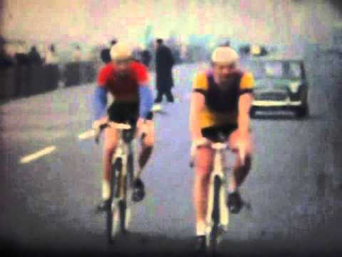 Cycle Racing in East Sussex 1960