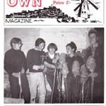 RYE'S OWN COVER NOVEMBER 1965
