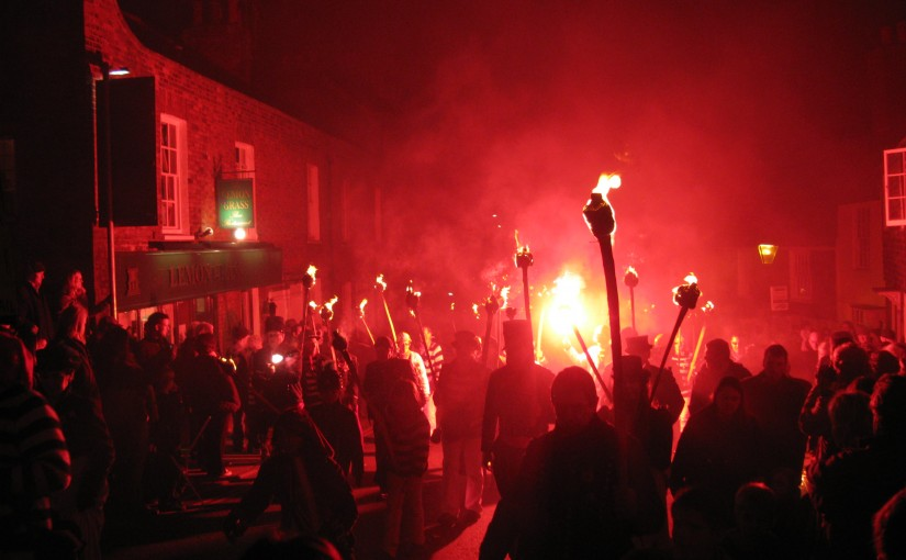 Bonfire Night Rye in Pictures 1945 – 2014