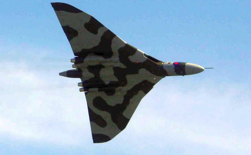 Avro Vulcan's Final Flight – Sunday 11 October