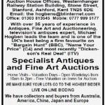 Westernhanger Auctions