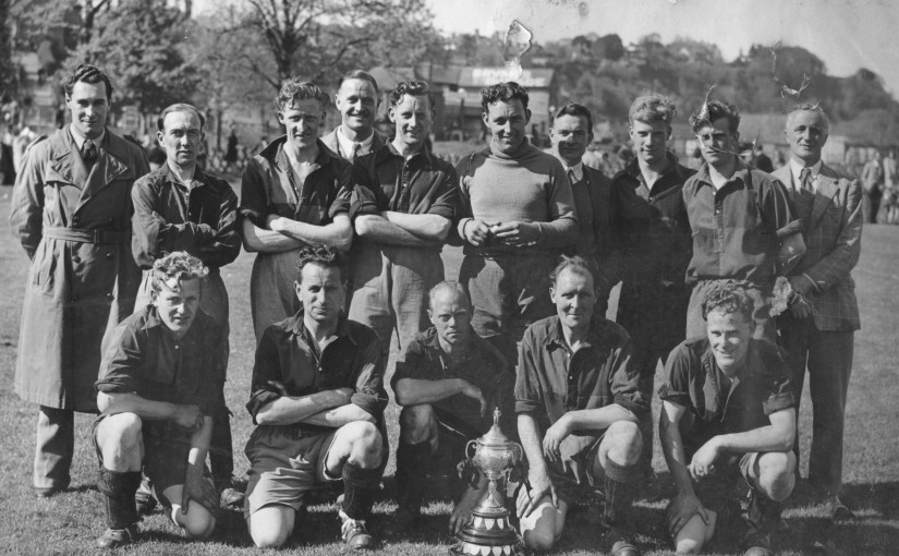 Some Rye United Teams of Yesteryear