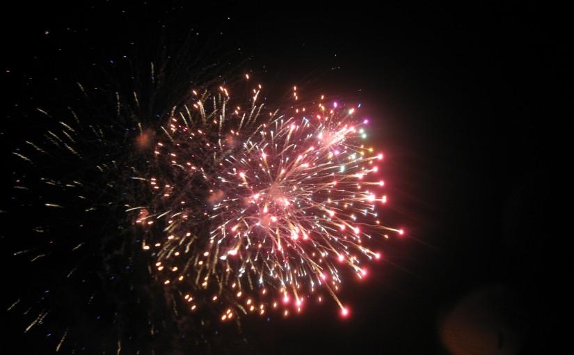 Fireworks Stolen from Rye