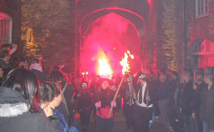 Rye Bonfire 2006