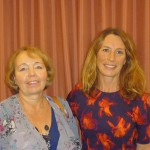 Two Ladies from Rye  District Wheelers who will be competing in next seasons events
