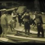 sea cadets canoe race