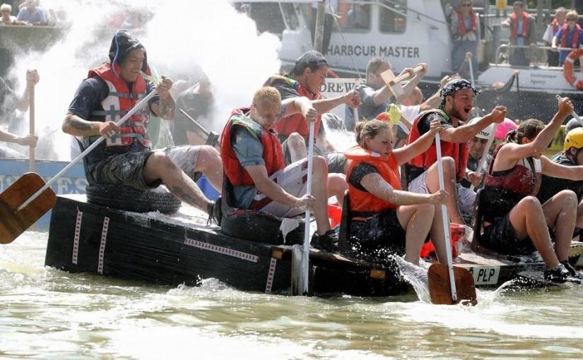 Rye Raft Race 2012