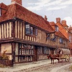 Delivery in Church Square
