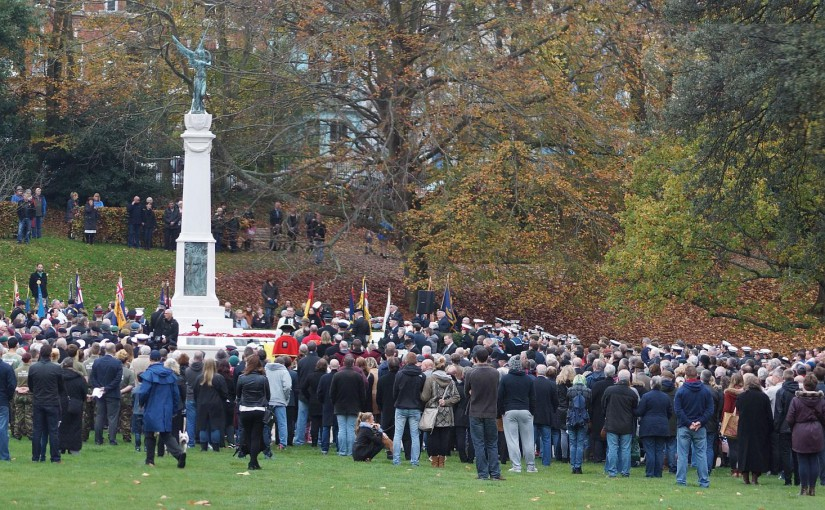 Remembrance In The Park