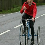 Picture courtesy Bob Burden Spin Wheels