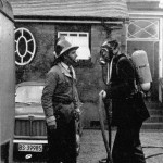 Rye Firemen Go Over to Compressed Air
