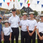 Rye Sea Cadets at the Maritime Festival 2012