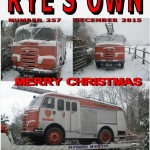 The Christmas Cover of Rye's Own