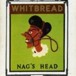 Whitbread Inn Sign Nags Head