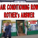 AIR CONDITIONING ROW