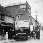 East Kent Bus at the Cinema