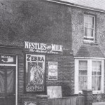 Newspaper Shop at St Margaret's Terrace