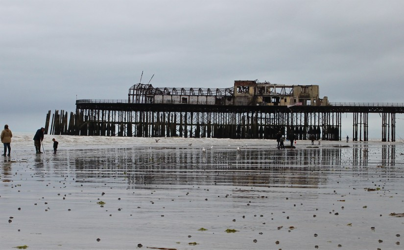 Pier Set for Opening