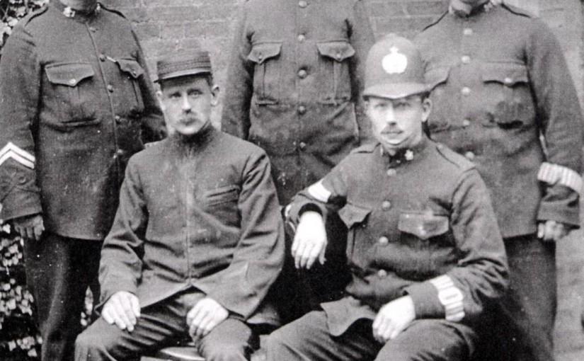 Police in Rye