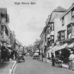 High Street Rye
