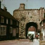 Landgate Arch