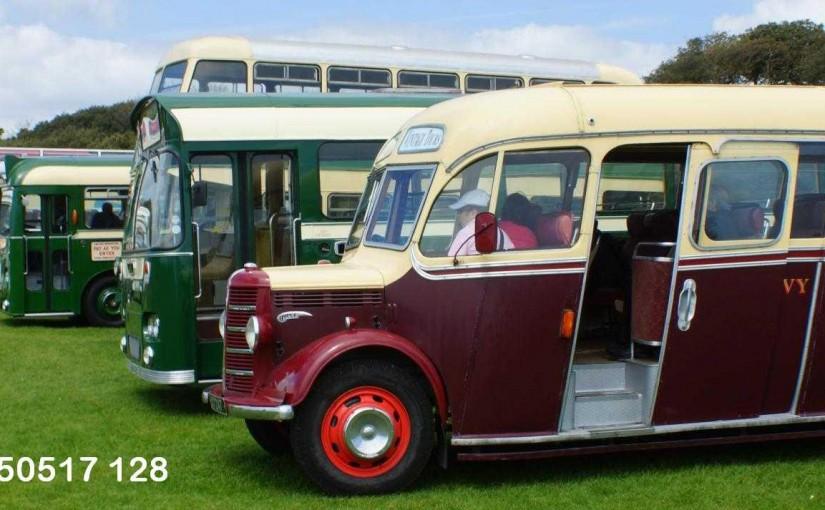Trolleybus Show 2015