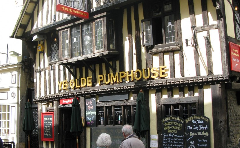 Olde Pump House Hastings