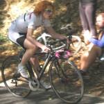 Bronwen Takes on Hollingbourne Hill