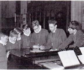 Rye Parish Church Choir