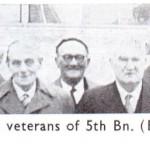 E Coy Royal Sussex Regiment Veterans