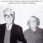 Ernest & Mrs Hyder