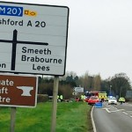 Accident at Smeeth