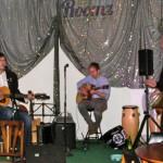 Jonathon Martin performing at Roomz