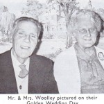 Mr & Mrs Bob Woolley
