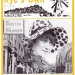 RYES OWN COVER APRIL 1966