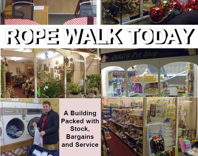 Rope Walk Arcade