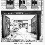 Rye Castle Museum by Brian Hargreaves