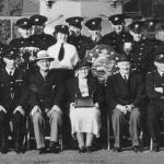Rye Fire Brigade 1952