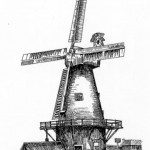Rye Mill by Brian Hargreaves