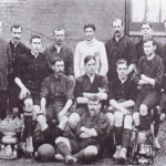 The great Rye Town Football Team in 1904