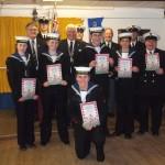 Rye Sea Cadets - 2012