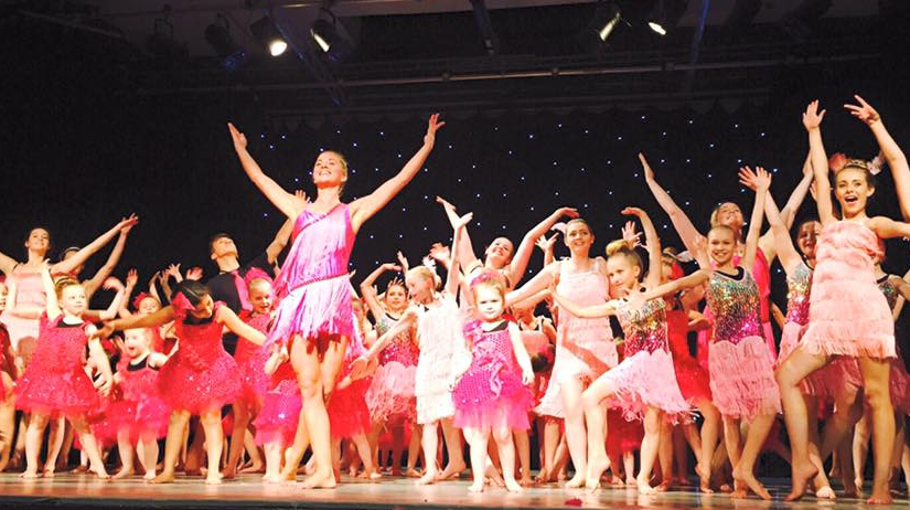 Splitz Dance Academy's Annual Show
