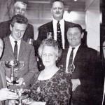 Rye British Legion Prize Presentation 1966