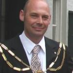 Paul Osborne Mayor of Rye 2006