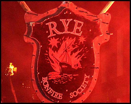 Rye Fawkes Night 2012