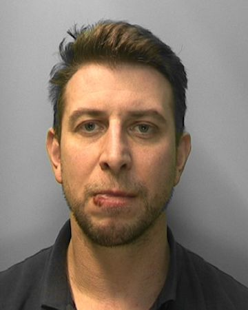 Peasmarsh Robber Jailed